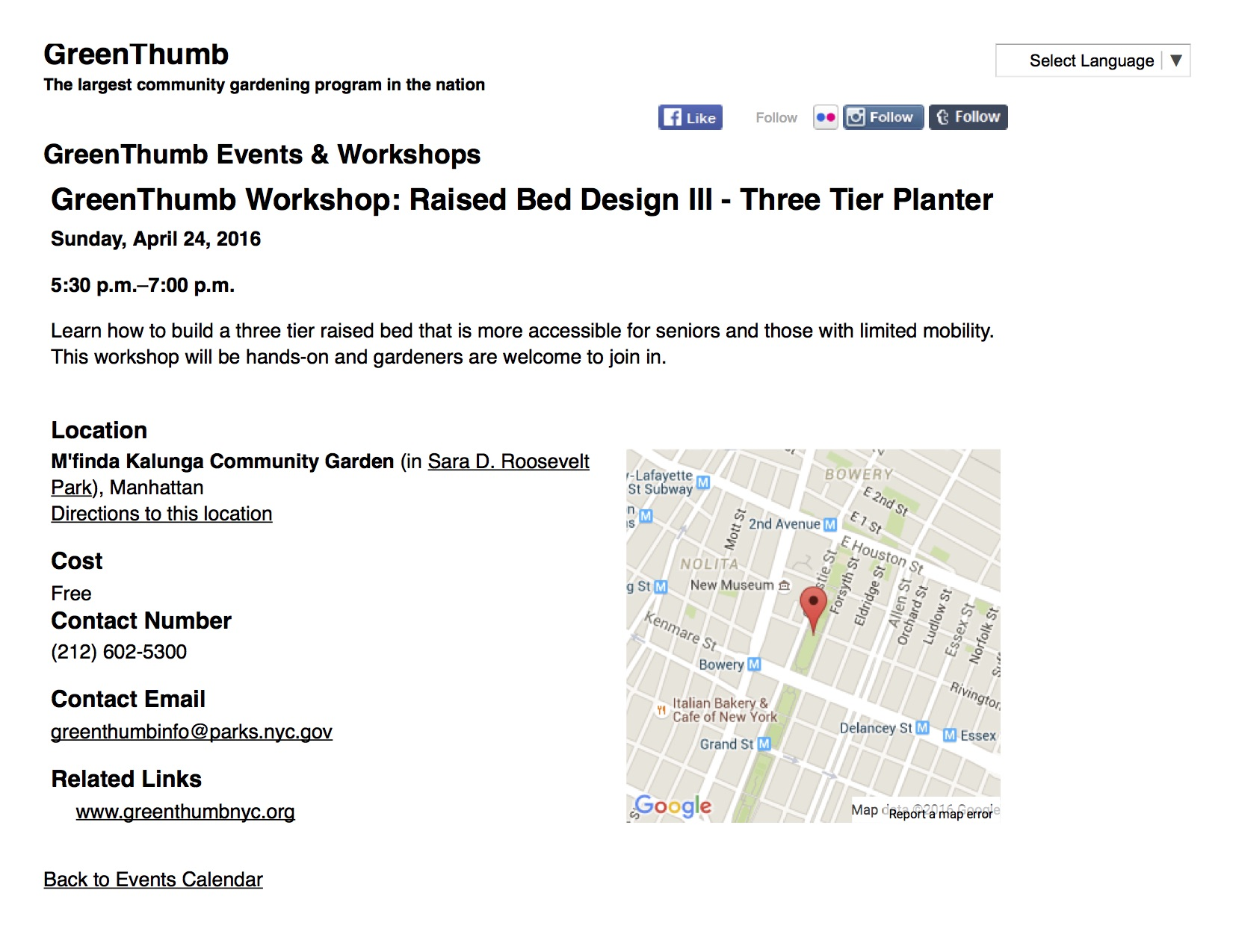 Garden Events _ NYC Parks GreenThumb