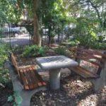 MKGarden benches