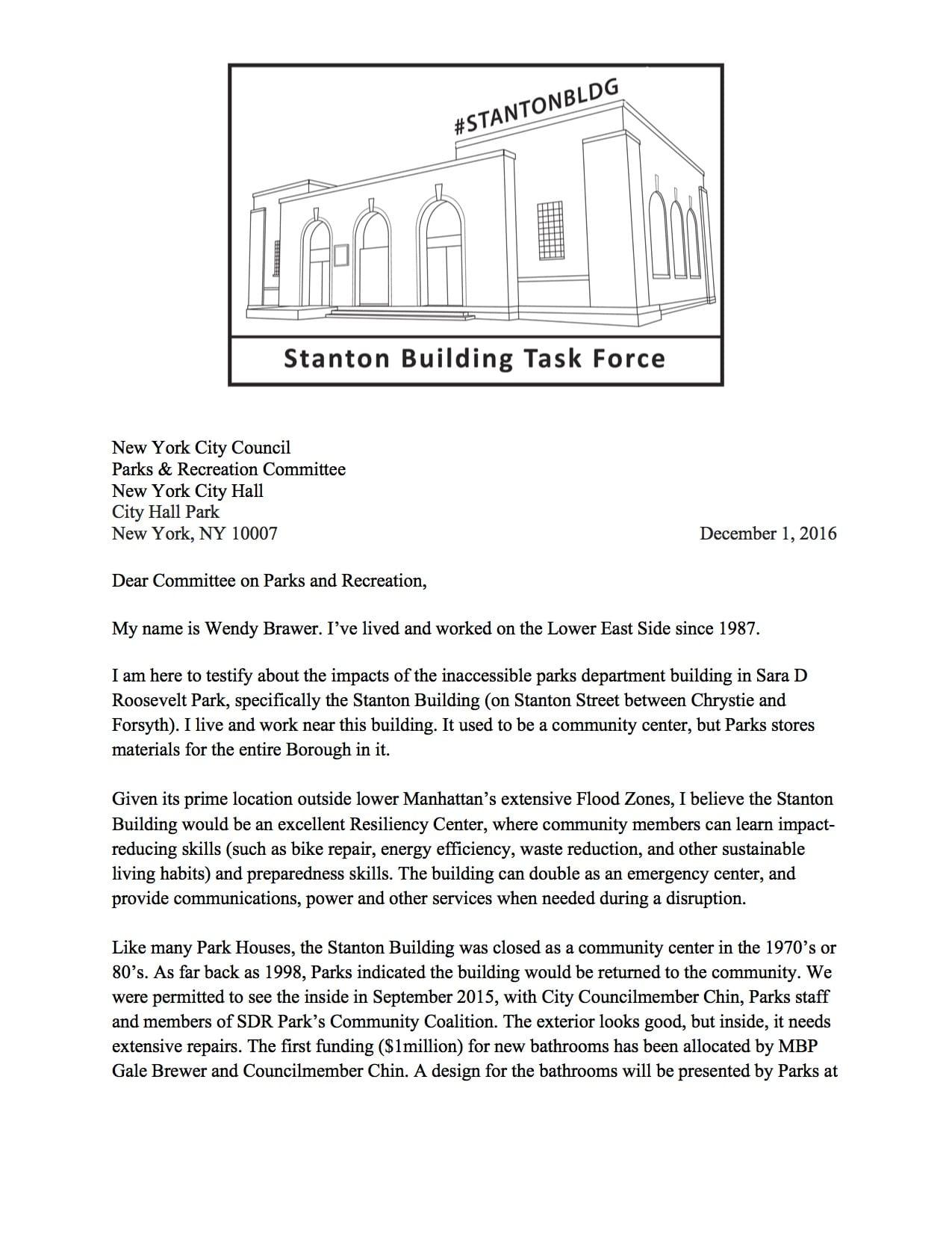wendy-1stanton-inaccessibleparksbuilding-letter-brawer-12-16