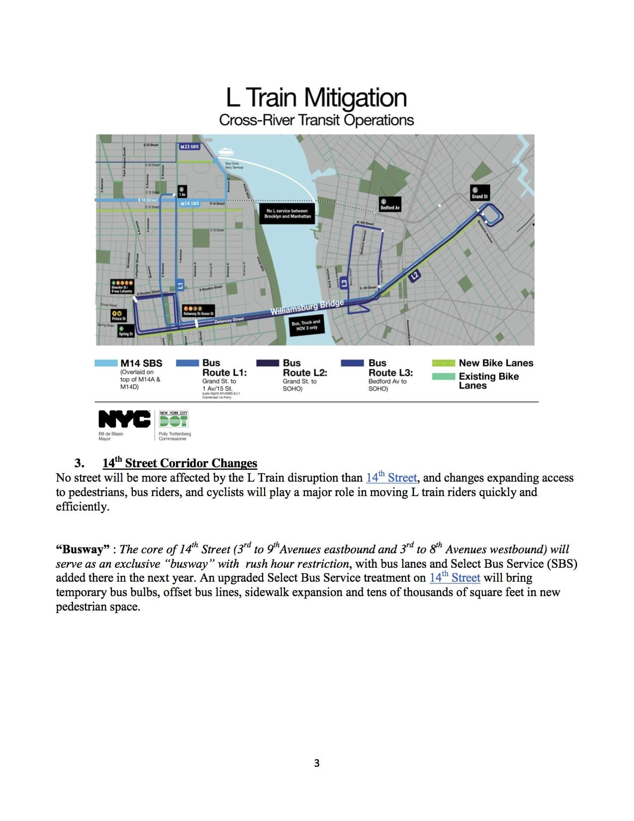 From the Lo-Down: L Train Shutdown Plans « Sara D  Roosevelt